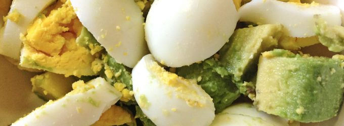 Egg & Avocado Bowl Recipe