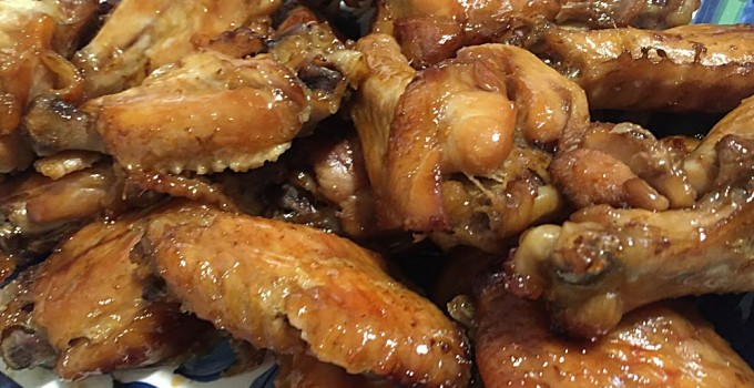 Sweet Maple Glazed Chicken recipe