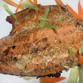 Alaskan Sockeye Salmon Recipe
