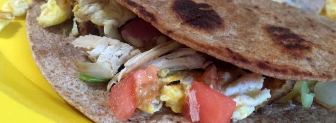 Turkey Breakfast Tacos Recipe
