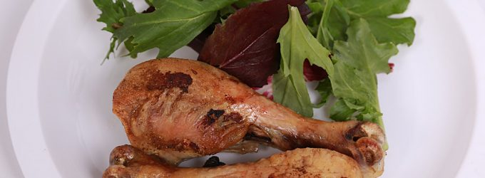 Mediterranean Chicken Legs Recipe