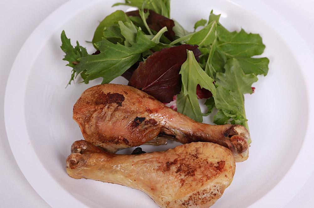 Mediterranean Chicken Legs Recipe