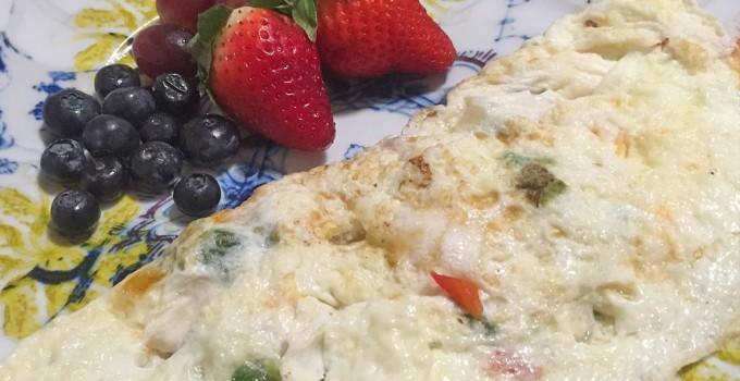 Egg White Omelette recipe
