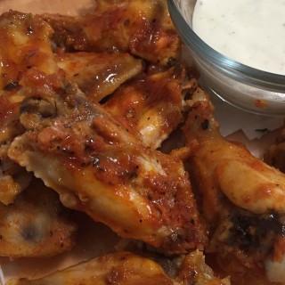 honey sriracha wings recipe