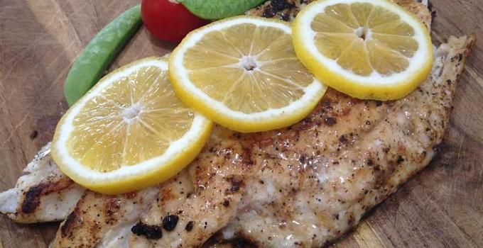 Grouper Filet recipe