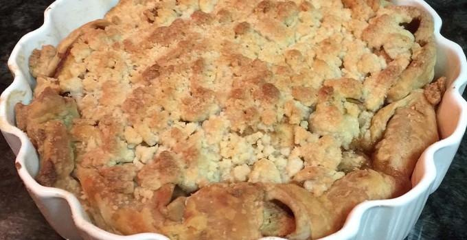 Warm Apple Crisp Recipe