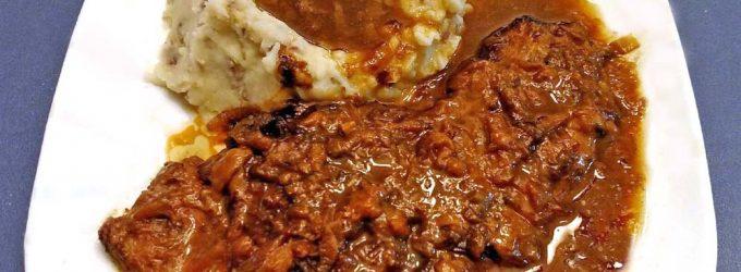 shoulder steak recipe